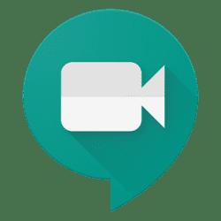 Hangouts Meet Logo